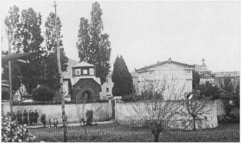 Il vecchio cimitero