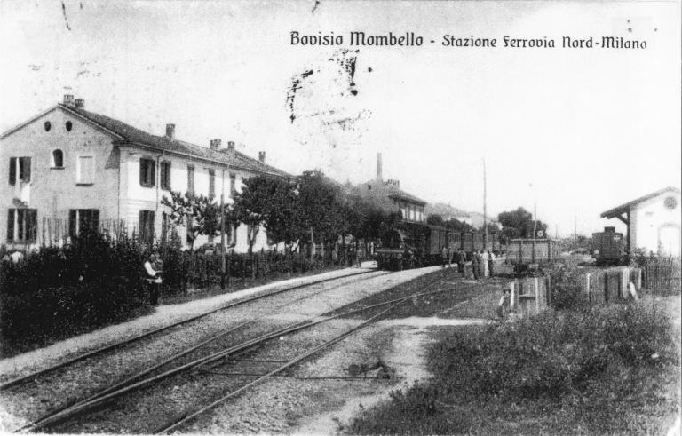 Stazione di Bovisio Masciago Mombello