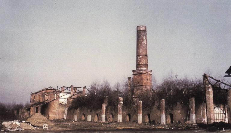 La fornace Arrigoni
