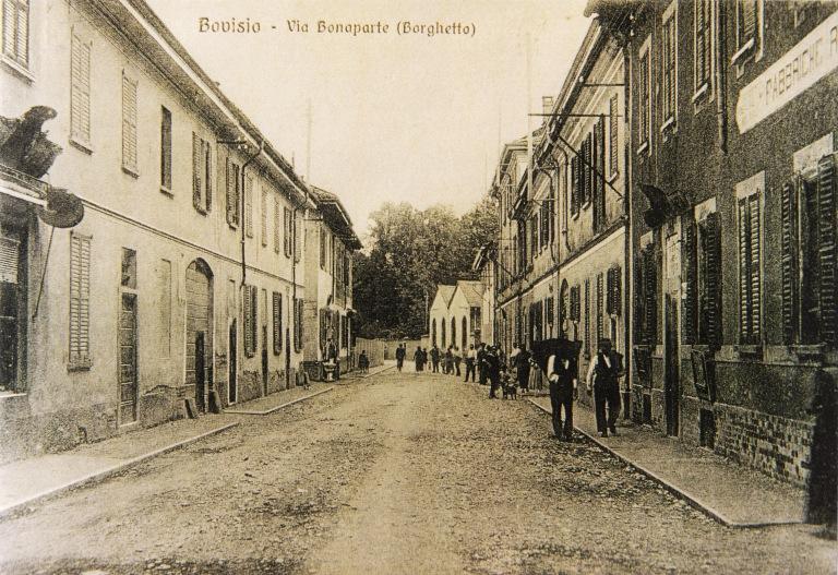 Via Roma negli anni '30
