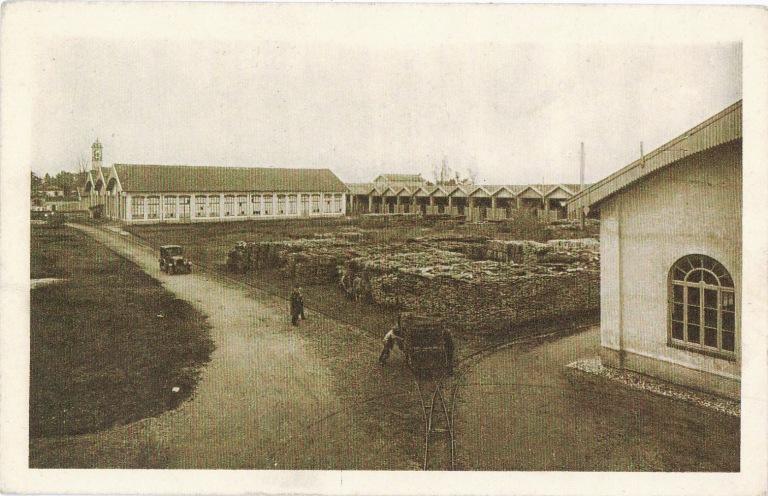 Interno dello stabilimento Marangoni