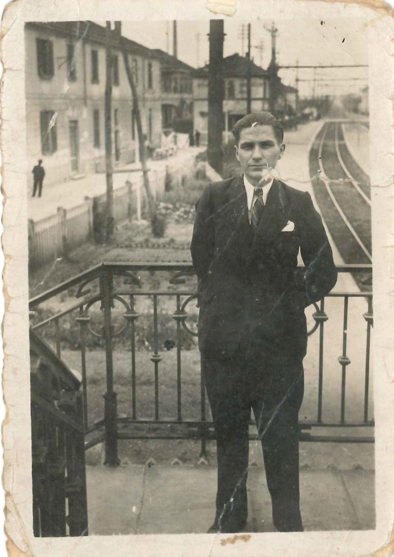 Foto dal ponte