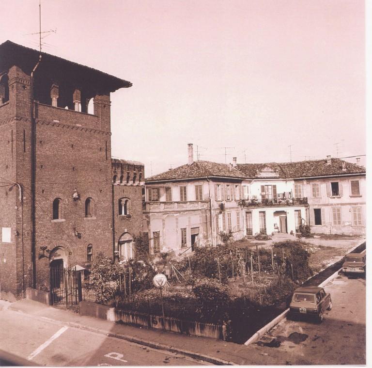 Villa Agnesi negli anni '50