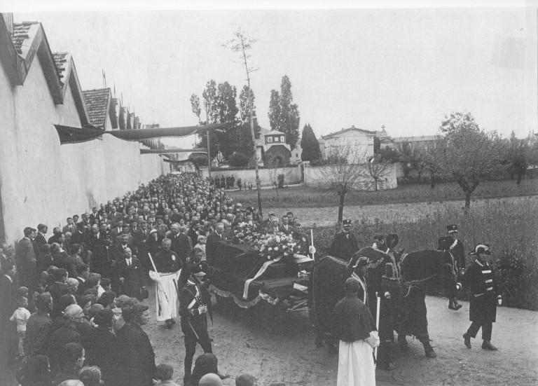 Funerali dei parroci