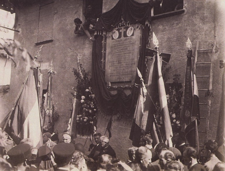 Casa natale del Beato Luigi Monti
