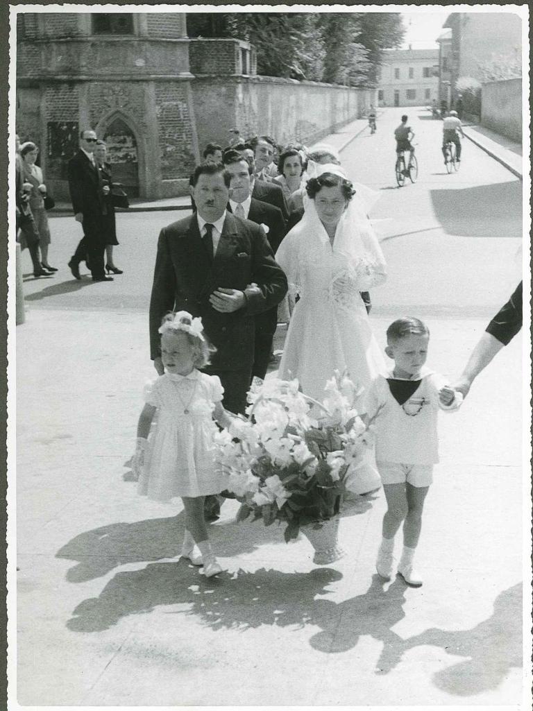 Matrimonio nel 1953