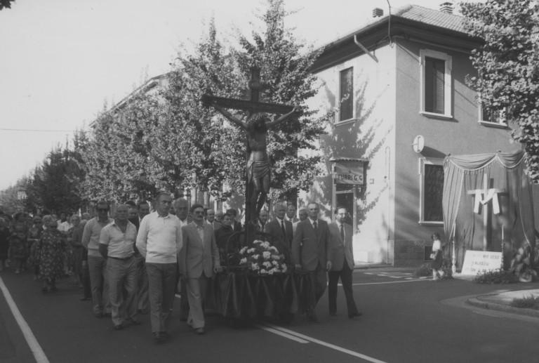 Processione del santo Crocifisso