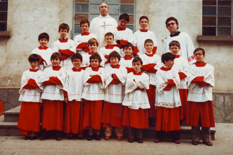 Gruppo Chirichetti 1984