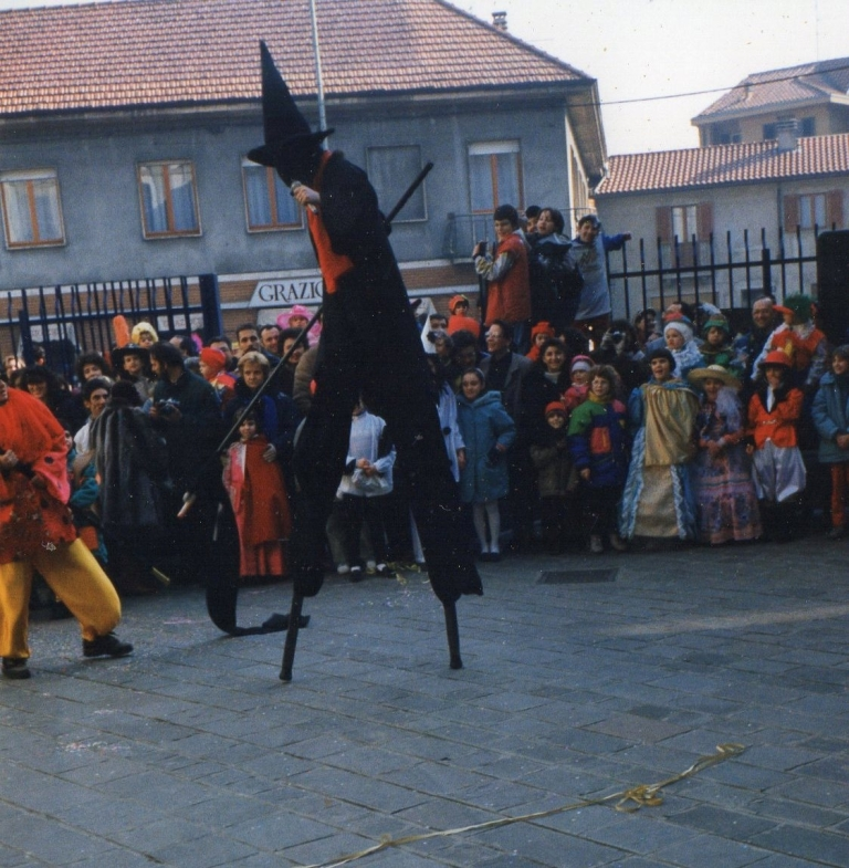 Carnevale negli anni '90