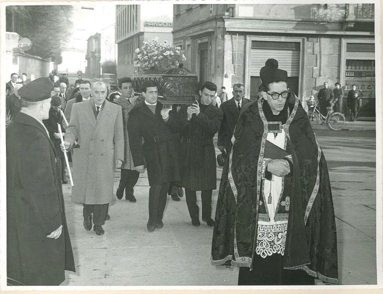 Funerale 1963