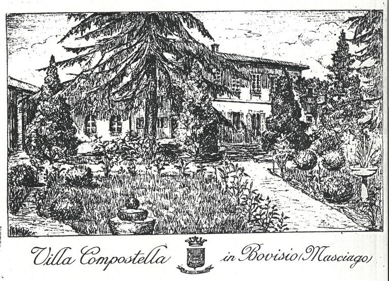 Villa Compostella - esterno