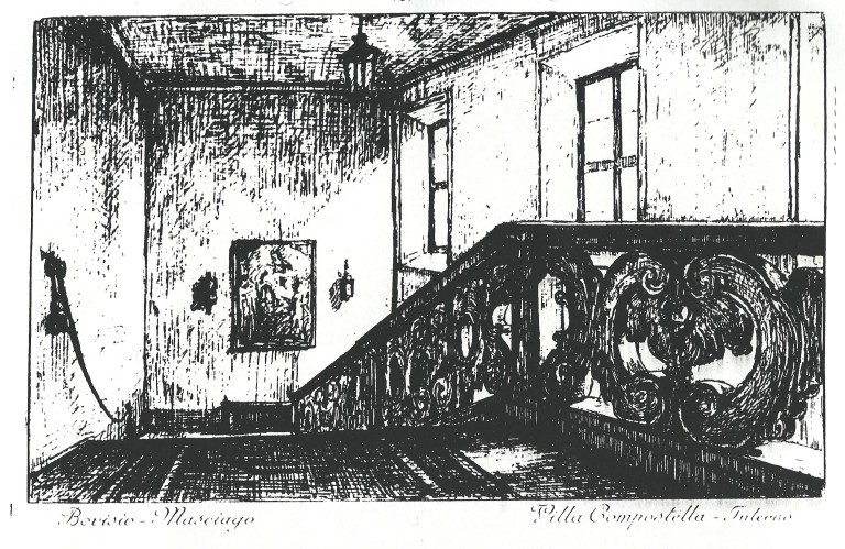 Villa Compostella - interno